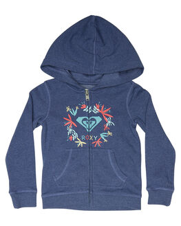 DEEP COBALT KIDS TODDLER GIRLS ROXY JUMPERS - ERLFT03139BRE0