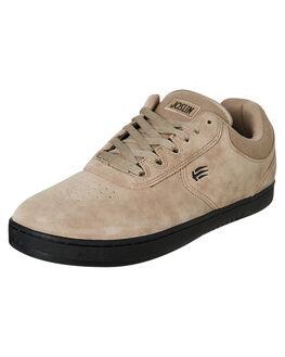 TAN MENS FOOTWEAR ETNIES SNEAKERS - 4101000484259