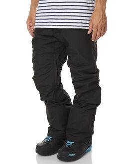 BLACK SNOW OUTERWEAR BILLABONG PANTS - Z6PM01BLACK