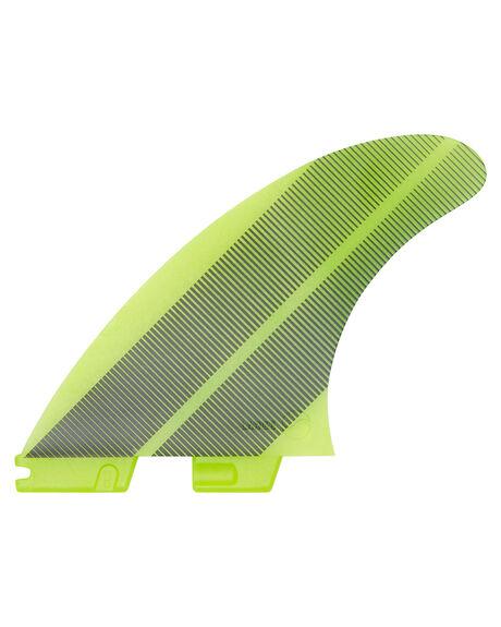 ACID GRADIENT BOARDSPORTS SURF FCS FINS - FCAR-NG03-LG-FS-RACI