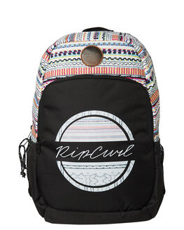 BLACK WOMENS ACCESSORIES RIP CURL BAGS + BACKPACKS - LBPJL10090