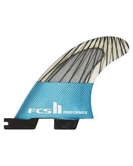 TEAL BOARDSPORTS SURF FCS FINS - FPER-CC02-TS-RTEL