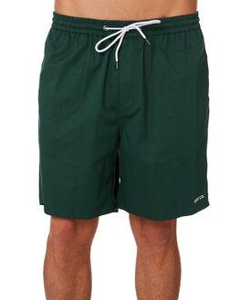 GREEN MENS CLOTHING RPM BOARDSHORTS - 9PMB02AGRN