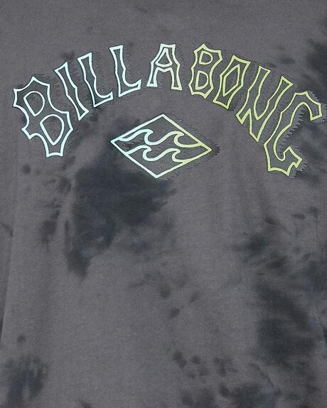 BLACK MENS CLOTHING BILLABONG TEES - BB-9504005-BLK