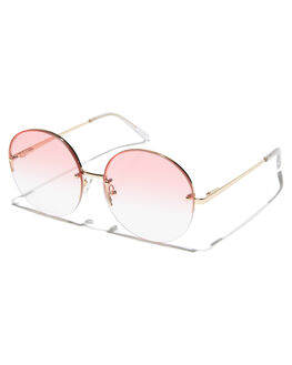 BRIGHT GOLD WOMENS ACCESSORIES LE SPECS SUNGLASSES - LSP1802457BLKGD