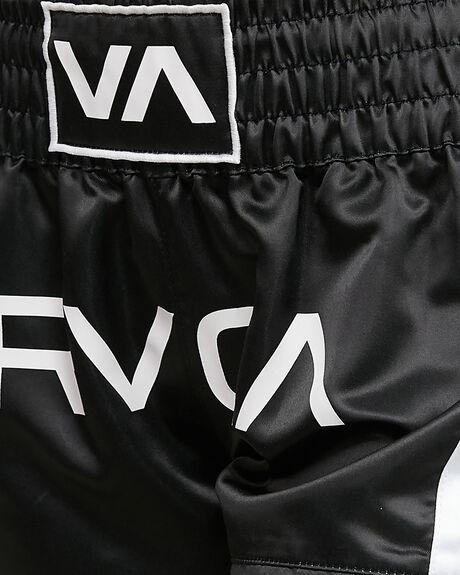 BLACK WOMENS CLOTHING RVCA ACTIVEWEAR - RV-R405312-BLK