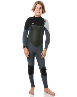 GRAPH BLACK GREY SURF WETSUITS O'NEILL STEAMERS - 4774OASE4
