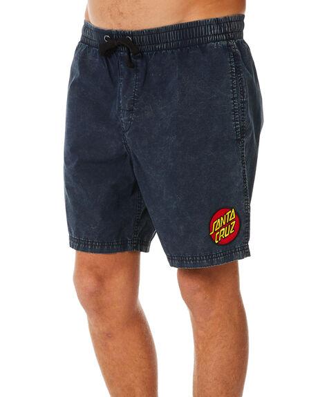 ACID DENIM MENS CLOTHING SANTA CRUZ BOARDSHORTS - SC-MBNC263ACDNM