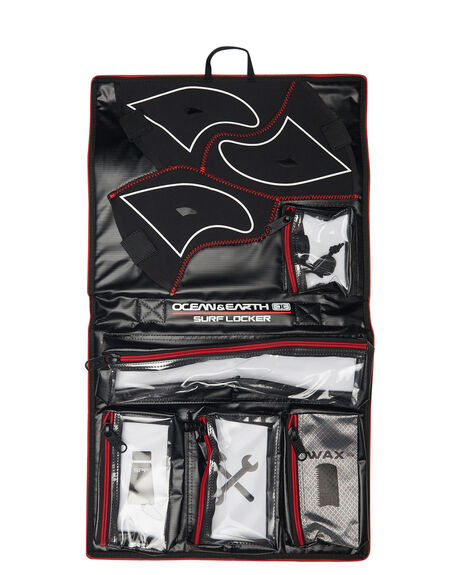 BLACK BOARDSPORTS SURF OCEAN AND EARTH ACCESSORIES - AMTS28BLK