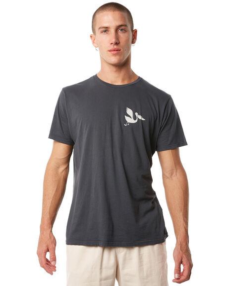FADED NAVY MENS CLOTHING MOLLUSK TEES - MS1557FNVY
