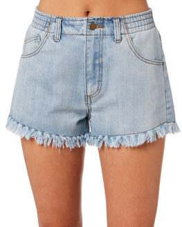 DENIM WOMENS CLOTHING SWELL SHORTS - S8183231DENIM