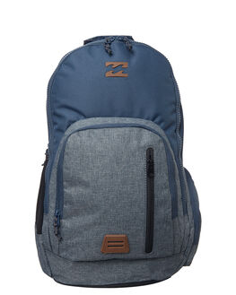 DARK SLATE HEATHER MENS ACCESSORIES BILLABONG BAGS + BACKPACKS - 9671002EDH2