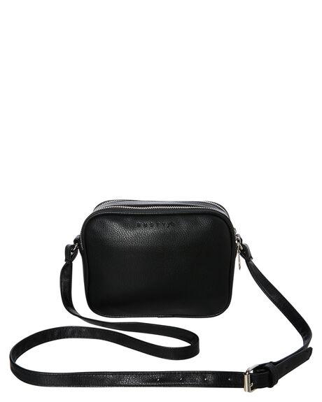 BLACK WOMENS ACCESSORIES RUSTY BAGS + BACKPACKS - BFL1020BLK