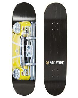 ASSORTED SKATE DECKS ZOO YORK  - S-ZD558ASST