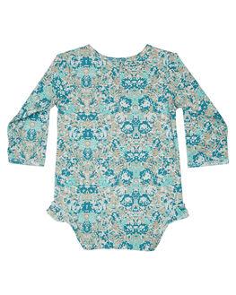 MULTI KIDS BABY CHILDREN OF THE TRIBE CLOTHING - BBRP0366MULT