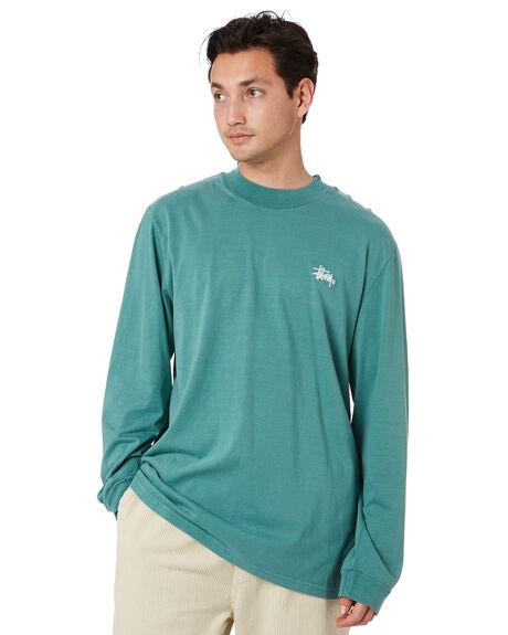 PIGMENT DEEP SEA MENS CLOTHING STUSSY TEES - ST001011PDPS