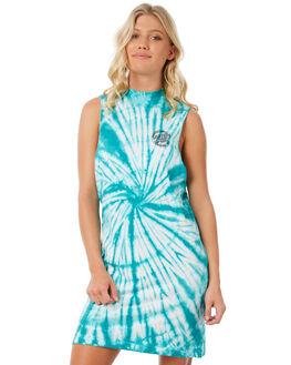 MALIBU TD WOMENS CLOTHING SANTA CRUZ DRESSES - SC-WDC8664MAL