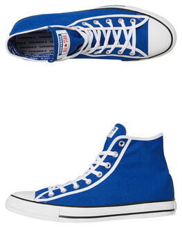 BLUE OUTLET MENS CONVERSE SNEAKERS - SS163979BLUM