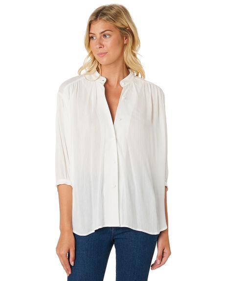 WHITE WOMENS CLOTHING ROLLAS FASHION TOPS - 13032-000