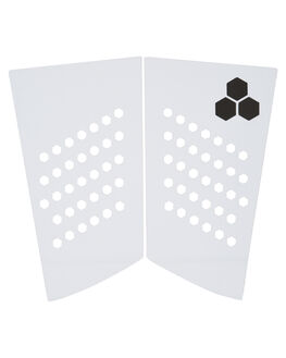 WHITE BOARDSPORTS SURF CHANNEL ISLANDS TAILPADS - 21552100100WHI