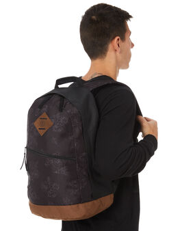 BLACK ROSE WOMENS ACCESSORIES ELEMENT BAGS + BACKPACKS - 283482ABLKRS