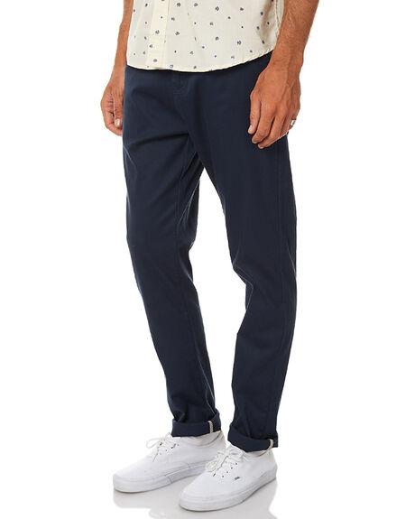 NAVY MENS CLOTHING KATIN PANTS - LBKRAF16NVY