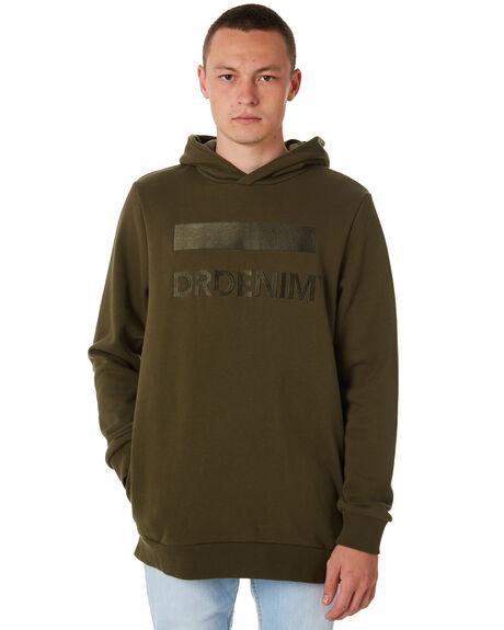 GREEN MENS CLOTHING DR DENIM JUMPERS - 1711126S63