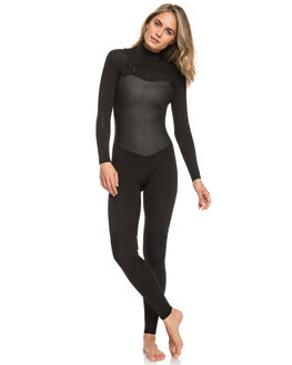 BLACK SURF WETSUITS ROXY STEAMERS - ERJW103037KVJ0