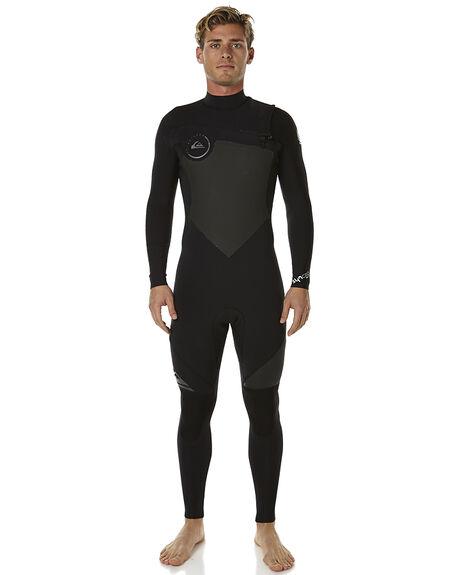 BLACK SURF WETSUITS QUIKSILVER STEAMERS - EQYW103028KVJ0