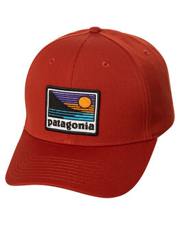 ROOTS RED MENS ACCESSORIES PATAGONIA HEADWEAR - 38205RTSR
