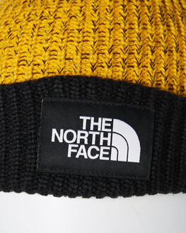TNF YELLOW TNF BLACK MENS ACCESSORIES THE NORTH FACE HEADWEAR - NF0A3FJWLR0