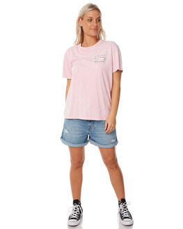 ROSE WATER WOMENS CLOTHING RUSTY TEES - TTL0949ROW