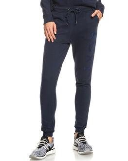DRESS BLUES WOMENS CLOTHING ROXY PANTS - ERJFB03212-BTK0