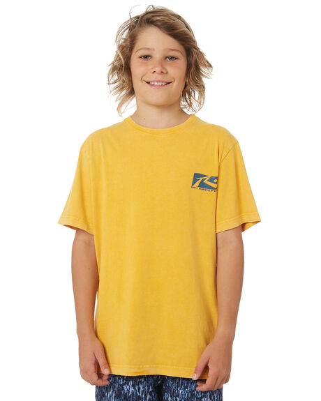 FLORES KIDS BOYS RUSTY TOPS - TTB0595FLS