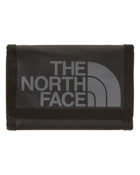 BLACK MENS ACCESSORIES THE NORTH FACE WALLETS - CE69JK3