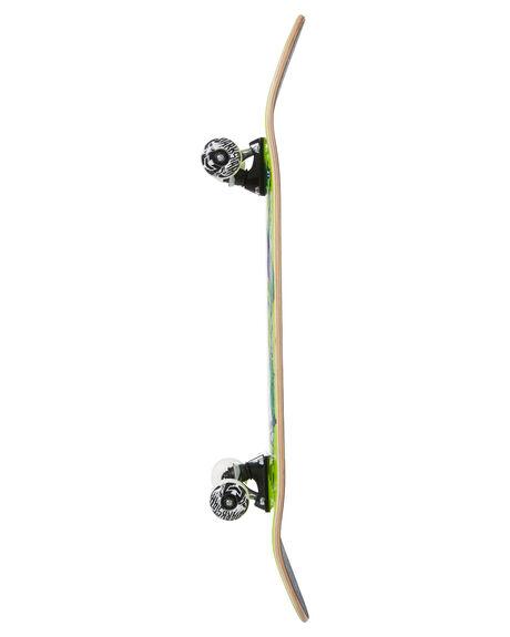 GREEN BOARDSPORTS SKATE DARKSTAR COMPLETES - 10512317GREEN