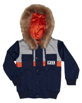 HOTH KIDS TODDLER BOYS RADICOOL DUDE JACKETS - RD0919HOTH