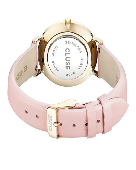 ROSE GOLD WHITE PINK MENS ACCESSORIES CLUSE WATCHES - LCL18014RP