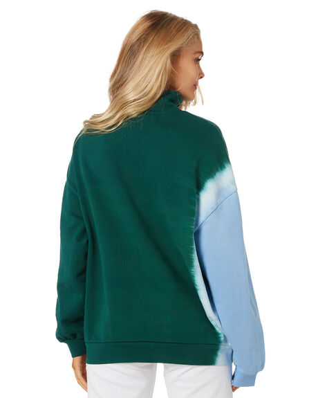 BLUE & FOREST WOMENS CLOTHING LEVI'S JUMPERS - 19485-0003BLFOR