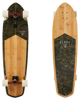 BAMBOO FLORAL BOARDSPORTS SKATE GLOBE COMPLETES - 10525288BMFLR