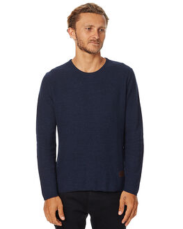INK BLUE MENS CLOTHING O'NEILL KNITS + CARDIGANS - 3711405IBLU