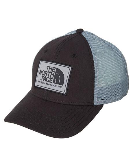 The North Face Mudder Trucker Cap - Black Mid Grey  034b7303d4f