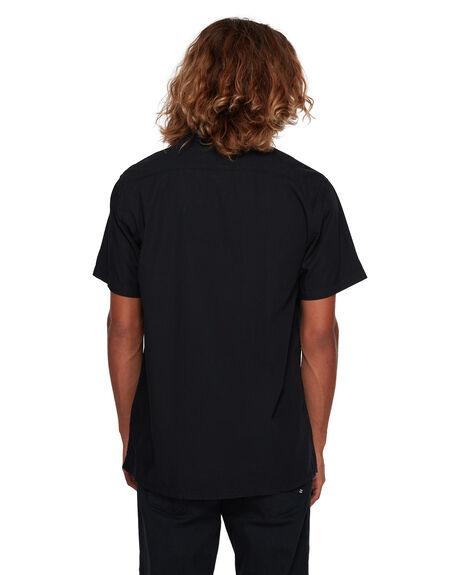 BLACK MENS CLOTHING BILLABONG SHIRTS - BB-9581209-BLK