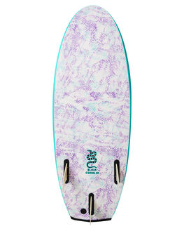 TURQUOISE BOARDSPORTS SURF CATCH SURF SOFTBOARDS - ODY54-BCTQ19