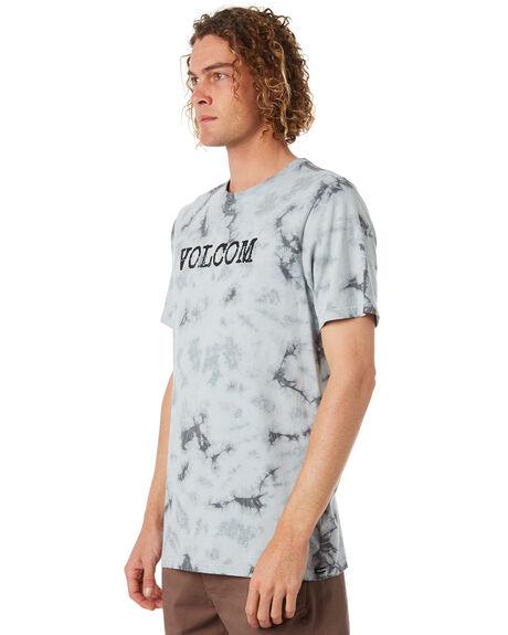 GREY MENS CLOTHING VOLCOM TEES - A4331871GRY