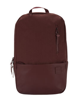 DEEP RED MENS ACCESSORIES INCASE BAGS - INCO100178DRD