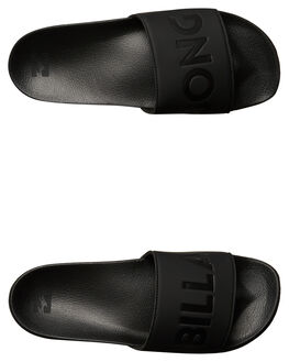 STEALTH MENS FOOTWEAR BILLABONG SLIDES - 9685943STE