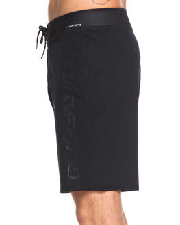 BLACK MENS CLOTHING QUIKSILVER BOARDSHORTS - EQYBS04198-KVJ0