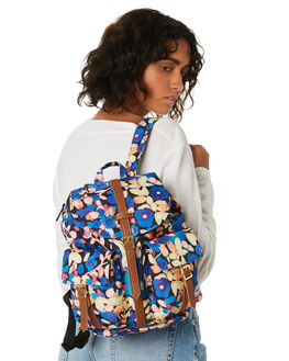 PAINTED FLORAL WOMENS ACCESSORIES HERSCHEL SUPPLY CO BAGS + BACKPACKS - 10301-02459-OSFLRTN