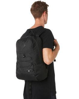 BLACK MENS ACCESSORIES VANS BAGS + BACKPACKS - VNA3HCBBLKBLK